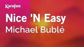Karaoke Nice 'N Easy - Michael Bublé *