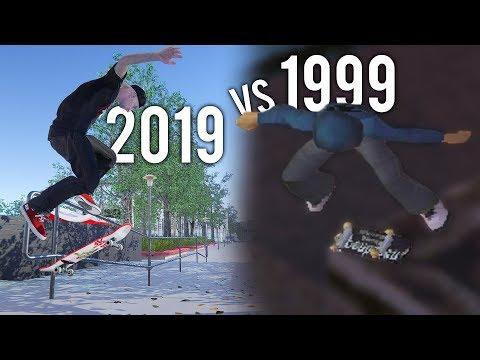 Skater XL vs Thrasher: Skate and Destroy -  Courthouse Comparison (1999-2019)