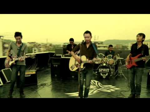 PAINTED DREAMS - ALOBO NAGA & THE BAND (OFFICIAL VIDEO)