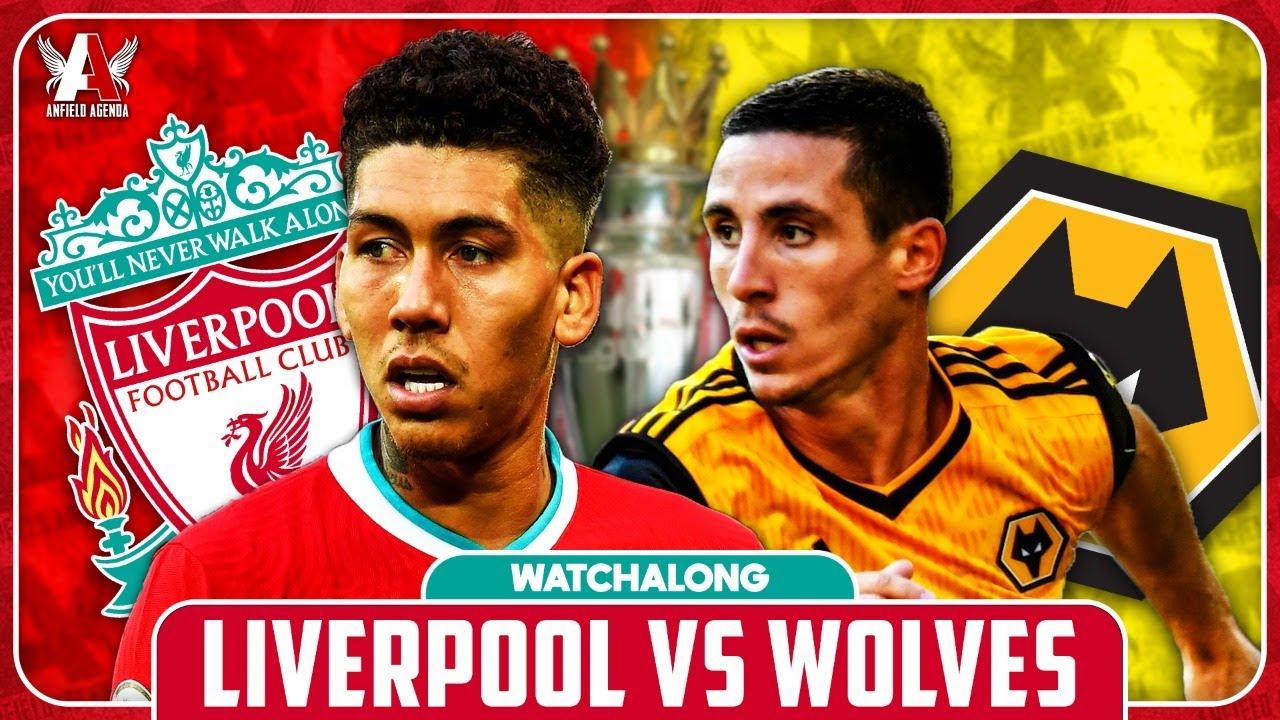 Wolves v Liverpool streaming live reddit free