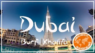 Dubai - Burj Khalifa - Dubai Mall - VIAJE A DUBAI