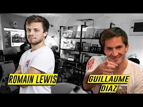 Romain Lewis, Guillaume Diaz et Bart Lybaert - S12E16
