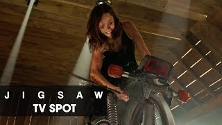 Jigsaw (2017 Movie) Official TV Spot – 'Number 1 Movie'