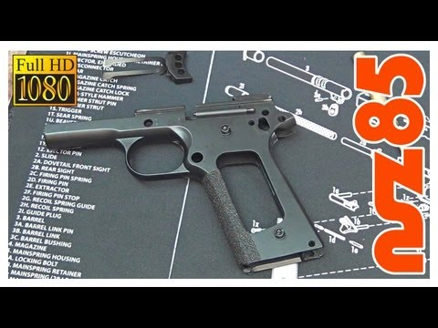 1911 - Detailed Disassembly - YouTube