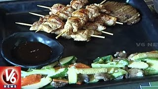 Special Report On International Restaurants, Foreign Food In Hydera...