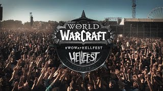 World of Warcraft at Hellfest 2018