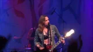 Halestorm Rock Show Live Trix Hall Antwerpen Belgium 2014