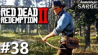 Zagrajmy w Red Dead Redemption 2 PL odc. 38 - Unikatowy koń arabski