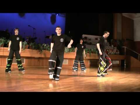 Shuffle Performance (Choreography) - Benefitzball Mödling 2010