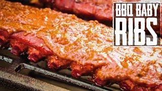 BBQ Baby Ribs  - Recetas del Sur