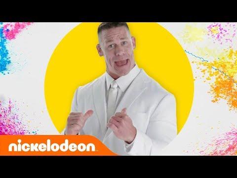 John Cena's BRAND NEW SERIES, 'Keep It Spotless'🎨 Official Sneak Peek! | Nick