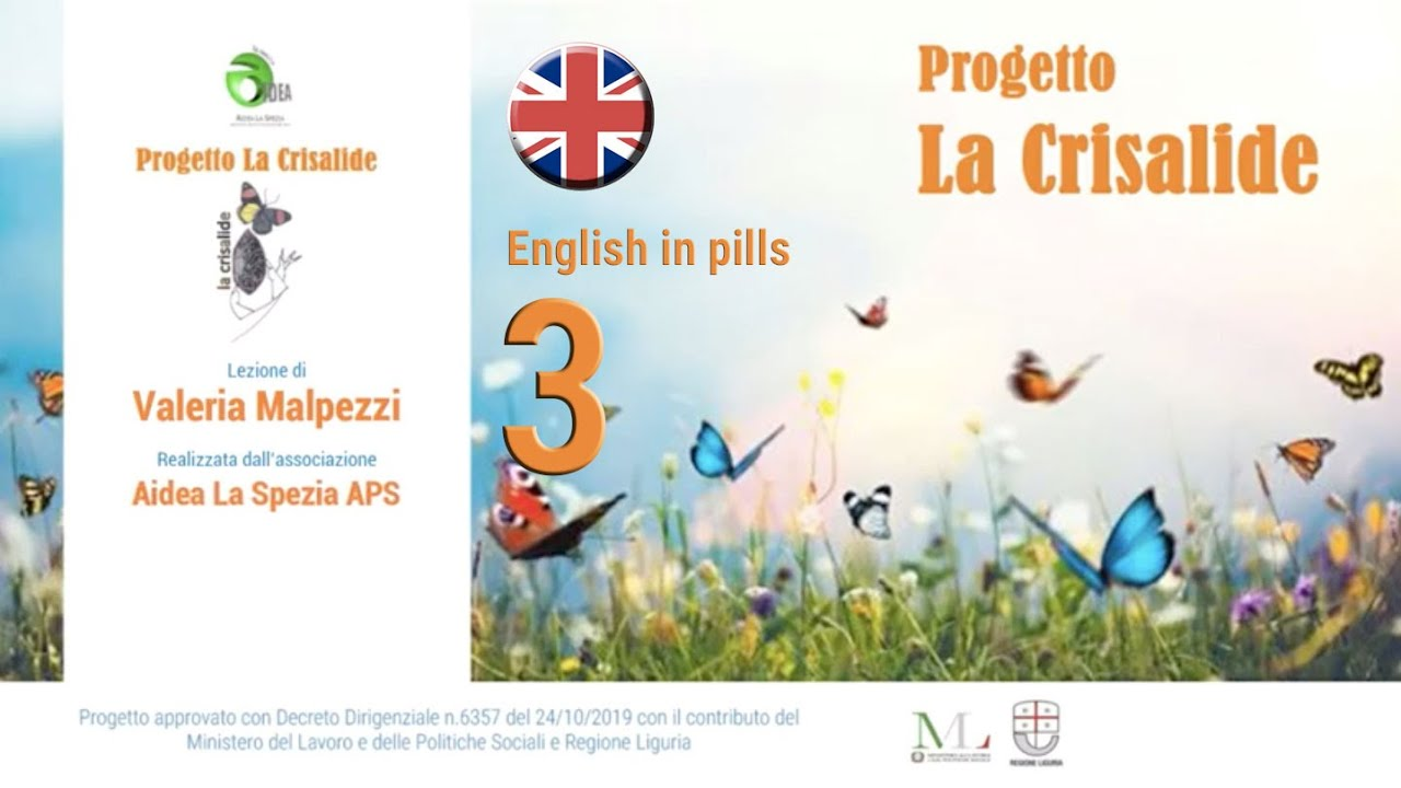 English in pills - 3 - Valeria Malpezzi