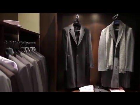 Кардинал.Презентация мужского пальто