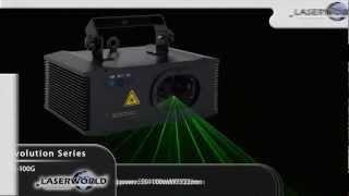 Laser LASERWORLD ES-100G review | DJShop