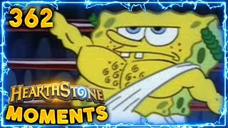 Blessed by RNG Gods!! | Hearthstone Gadgetzan Daily Moments Ep. 362 (Funny and Lucky Moments)
