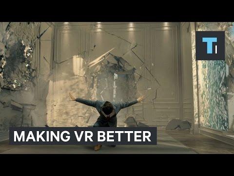 Making VR better