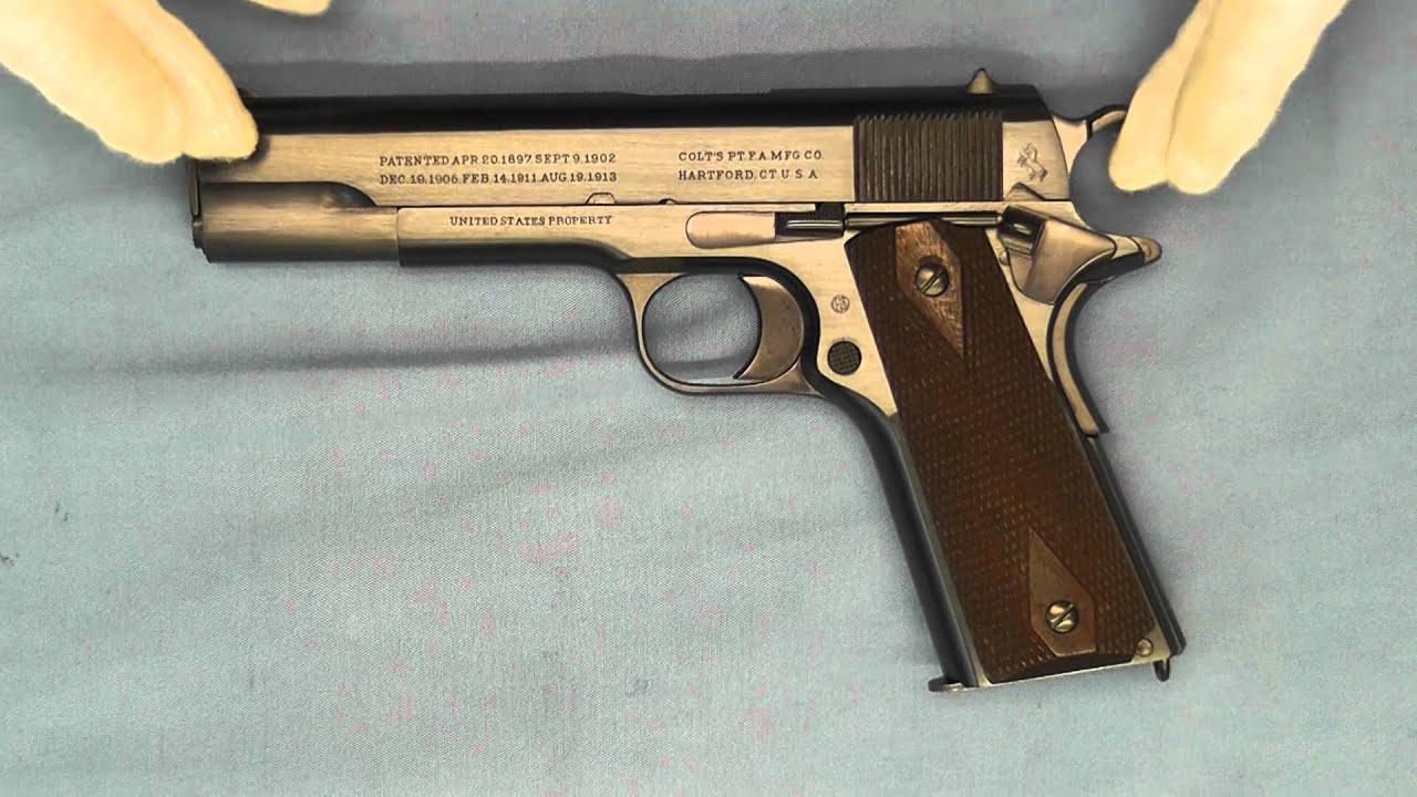 Springfield 1911 Marine Corps Operator 45 ACP Essentials Package ...