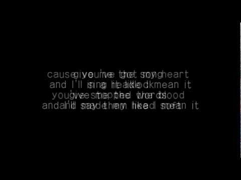 The Feeling - Sewn - Lyrics