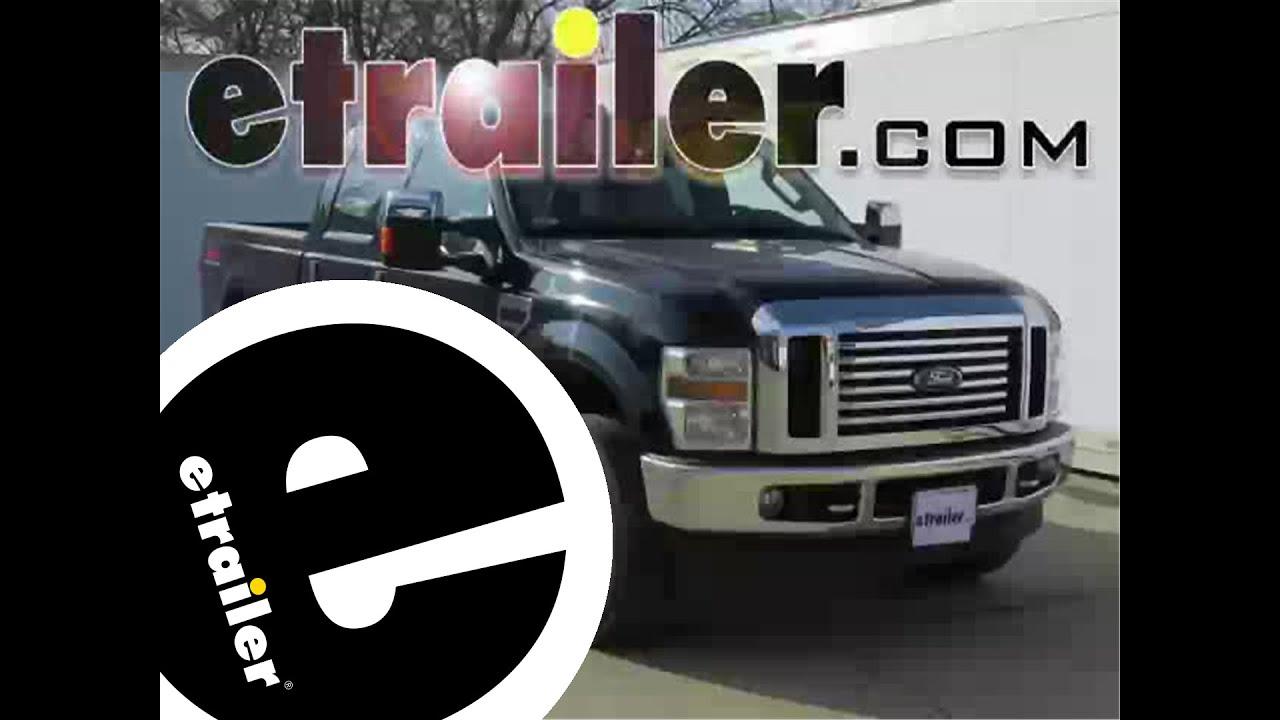 Resse 5th Wheel Trailer Hitch Installation 2008 Ford F