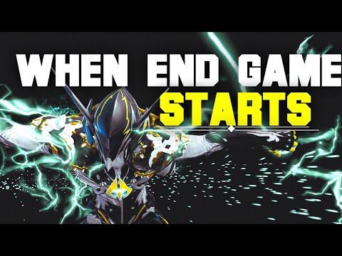 What Lvl End Game Starts? - Warframe