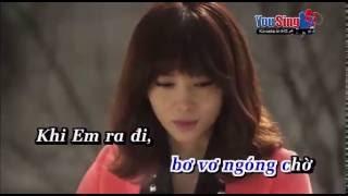 (Karaoke HD) Khi Em Ra Đi - Kỳ Phương