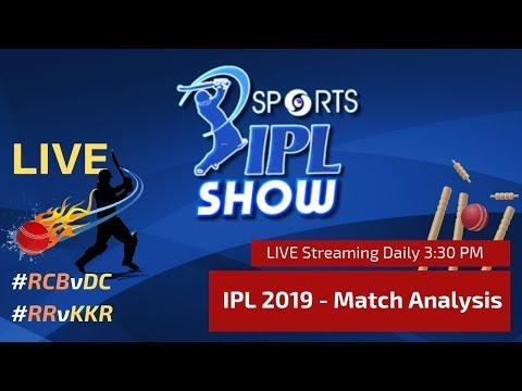 #IPL2019 Match Day 16  | Royal Challengers vs Capital | Royals vs Knight Riders | #RCBvDC- #RRvKKR