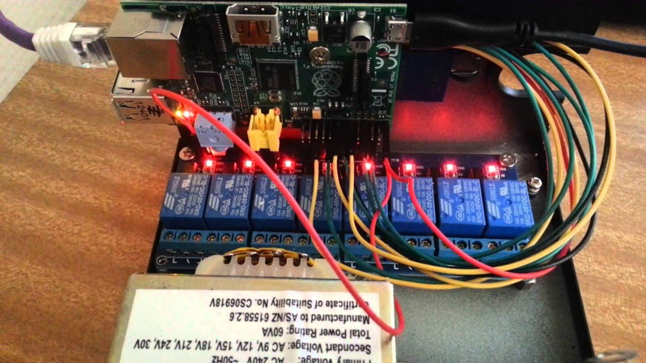 Geektech - Raspberry Pi Irrigation