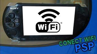 Como conectar el PSP a la red WiFi nuevo método 2018