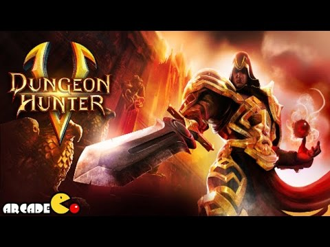 Dungeon Hunter 5 (By Gameloft) - Official Launch Trailer