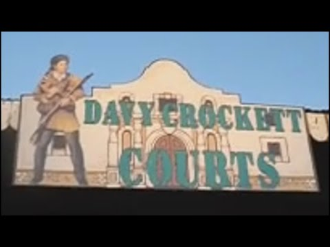 Davy Crockett Courts To Open In January In Gonzales Texas