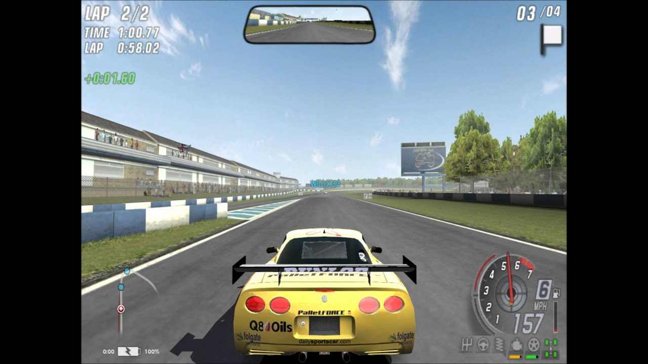Toca Race Driver 3 - PC Gameplay - Multiplayer - Online Racing ...