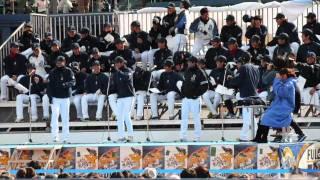 ベイ選手会パフォーマンス、牛田投手に注目 ブログ公開中 http://kanami...