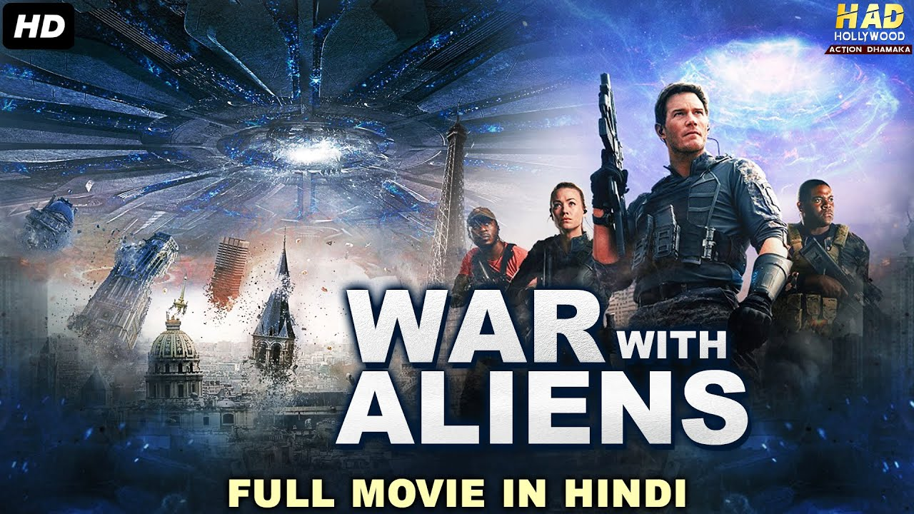 WAR WITH ALIENS - Hollywood Movie In Hindi | Hollywood Movies In Hindi Dubbed Full Action HD