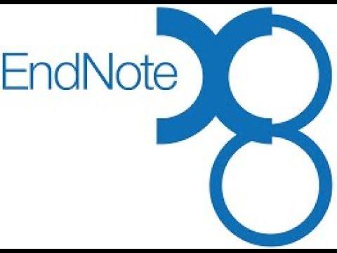 Endnote x8 Mac Quick Start Video