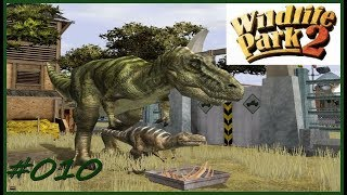 Lets play wildlife park 2 Dino world part10 mehr tiere ohne Zaun