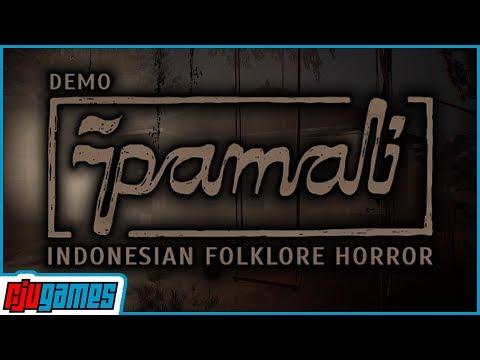 Pamali Demo | Indie Horror Game | PC Gameplay Walkthrough
