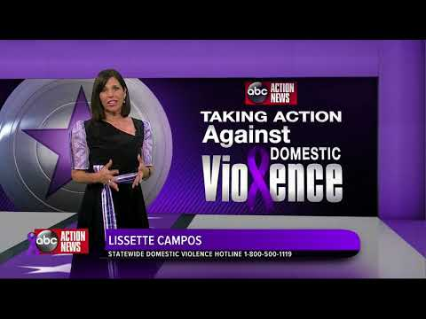Stop Domestic Violence in Tampa Bay: A Taking Action Against Domestic Violence Special
