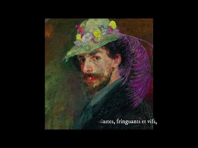 3 minutes d'art - Le peintre squelette de James Ensor