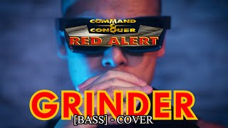 Grinder [Bass cover] & [TAB] - Command & Conquer Red alert 2  yuri's revenge