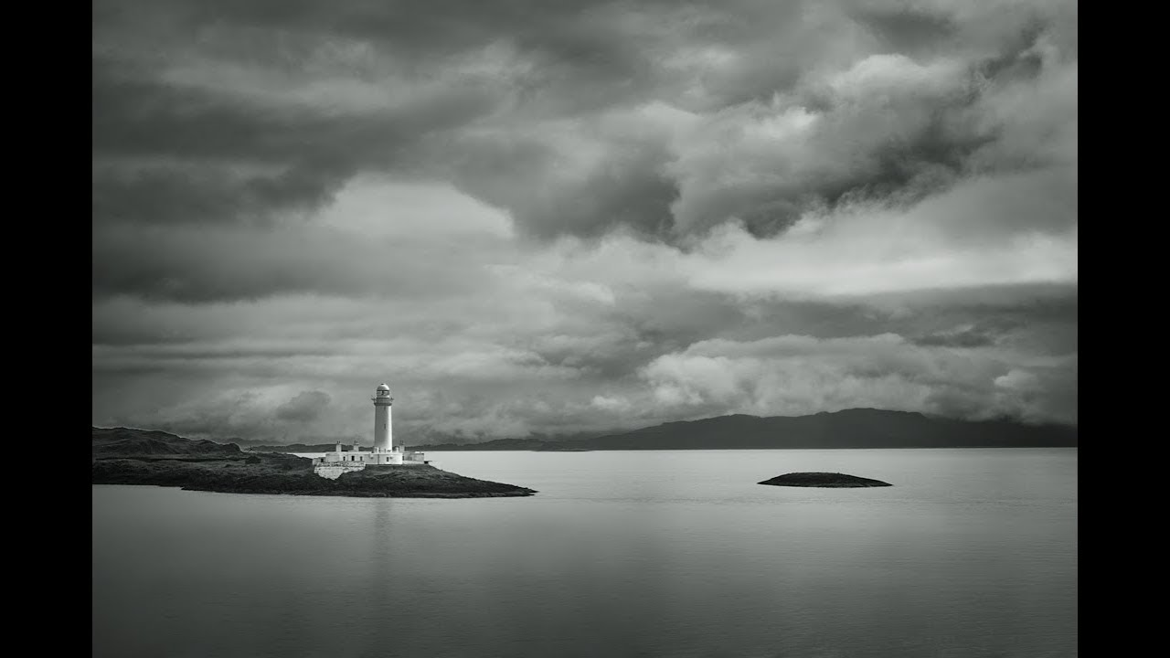 How to handcraft a fine art black and white photo