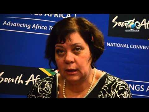 Amanda kotze Nhlapo - Chief Convention Bureau Officer, South African Tourism