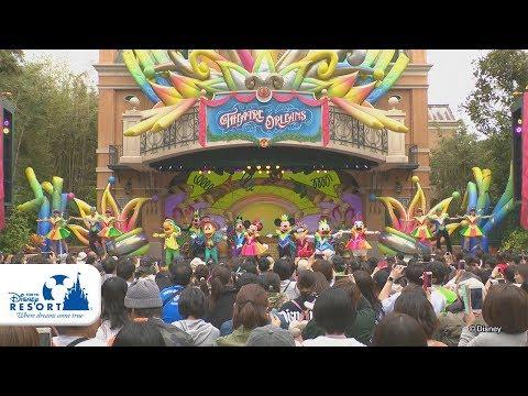 【公式】レッツ・パーティグラ! | 東京ディズニーランド/Tokyo Disneyland