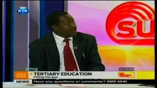 Tertiary Education in Kenya: Sunrise Live Interview