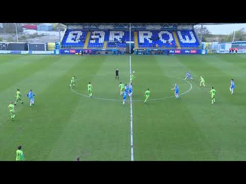 Barrow Port Vale Goals And Highlights