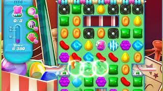 Candy Crush Soda Saga Level 1156 No Boosters