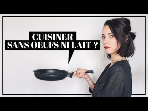 Cuisiner sans oeufs ni lait recette bevgie coline for Repas sans cuisiner