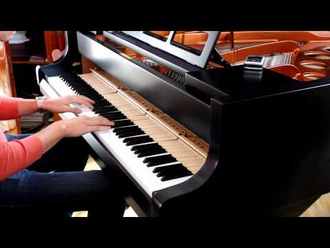 Christina Perri - A Thousand Years Piano Cover