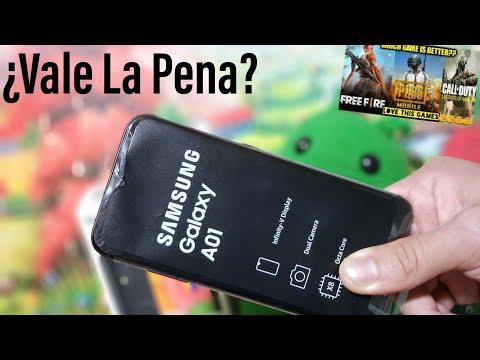 SAMSUNG GALAXY A01 REVIEW COMPLETO - ¿VALE LA PENA COMPRARLO?