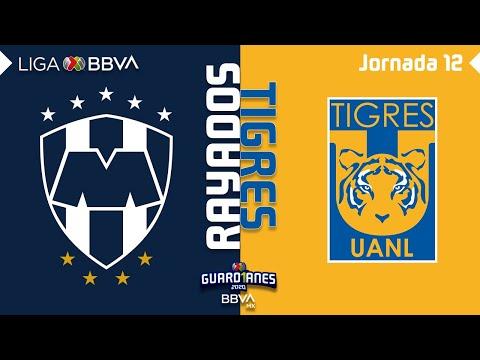 Resumen | Monterrey 0 - 2 Tigres | Liga MX - Guardianes 2020 - Jornada 12 | LIGA BBVA MX