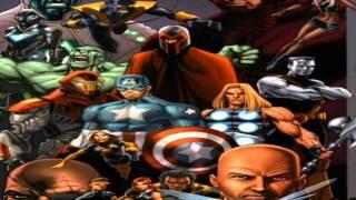 Marvel Comics Fanfare - Live To Win